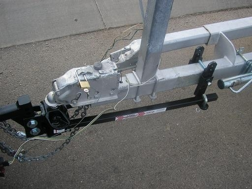 Can I use this hitch with surge brakes?